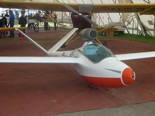 Glasflügel H-101 Salto - Jet powered glider   N101AZ   Whippen   Flickr