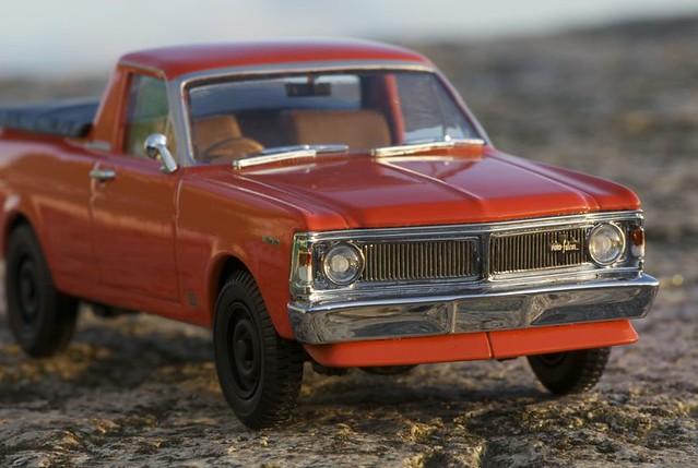 Trax 1972 Ford XY Falcon 4WD Ute 7