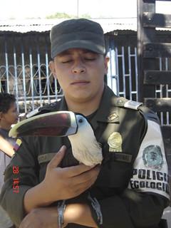 Policía Ambiental y Ecológica