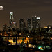 SuperMoon - Los Angeles ( 3-19-2011 )