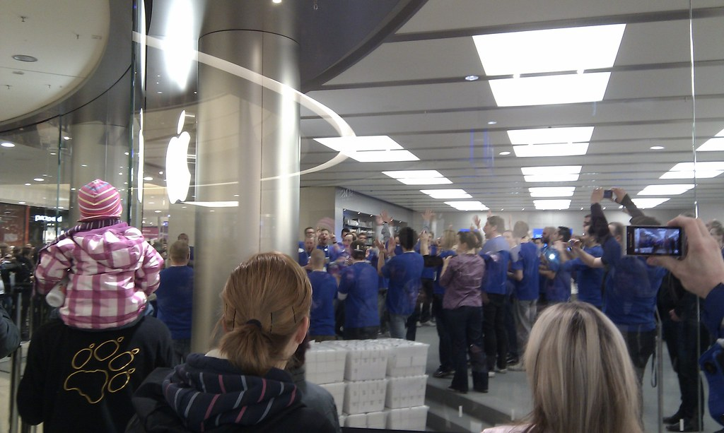 Apple Store Dresden Altmarkt-Galerie