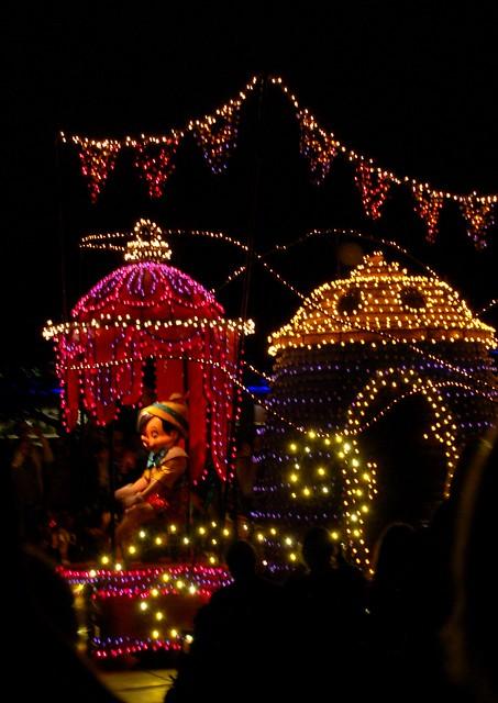 The Disney Electrical Parade