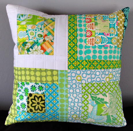 My Square Pillow | by Darci - Stitches&Scissors