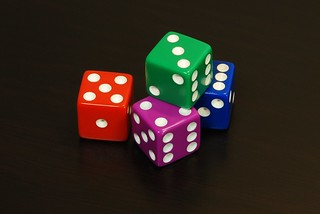 6 sided dice | by aranarth