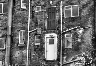 39/365 Abandoned Portsmouth - Doors in a Wall | by Hexagoneye Photography