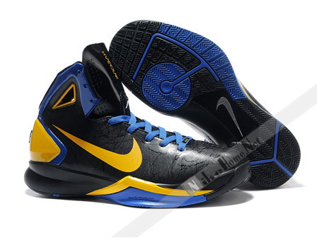 sale retailer 4bfdc 8e082 ... Nike Hyperdunk 2010 Stephen Curry Away PE   by blairlin97