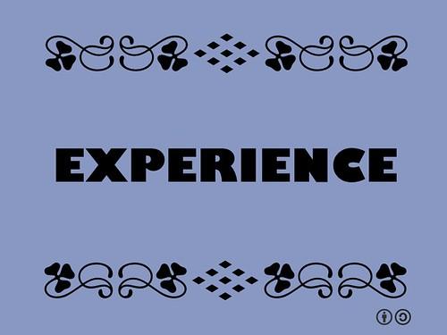 Buzzword Bingo: Experience | by planeta