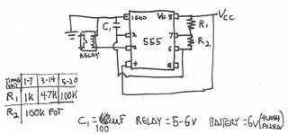 555 timer circuit diagram | circuit diagram and parts consid… | Flickr