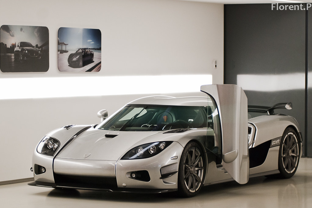 Koenigsegg Ccxr Trevita >> Koenigsegg Ccxr Trevita Just Three In The World Flickr