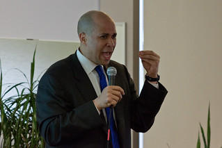 Cory Booker | by Nick.Fisher