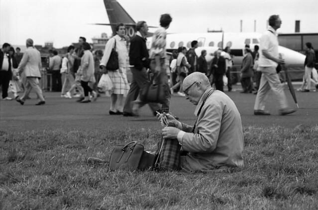 FoundStuff. Airshow