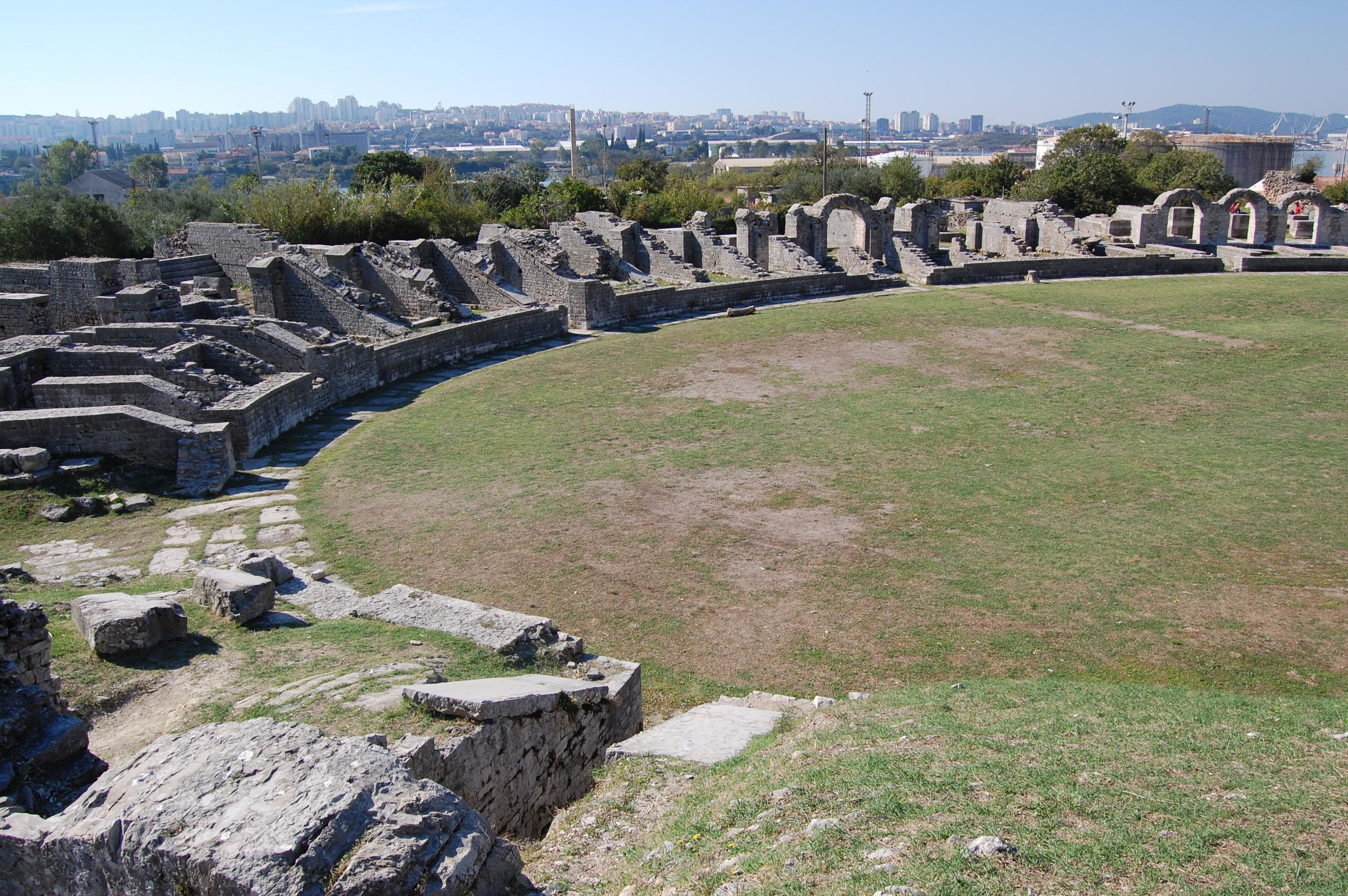 Koloseum v Solinu