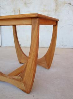 Kalmar Teak Retro Coffee Table C1960s Teak Kalmar Teak