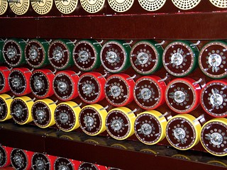 BOMBE decryption machine, Bletchley Park Museum | by Snapshooter46
