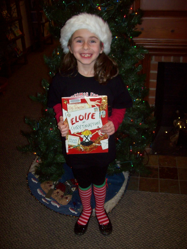 Eloise At Christmas.Eloise This Adorable Christmas Elf Is One Of Our Favorite