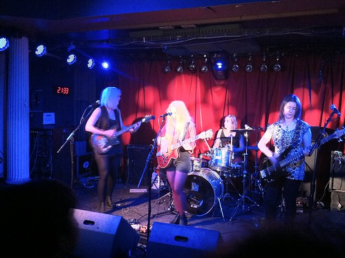 The Franklys at The Water Rats, Kings Cross   by fidothe