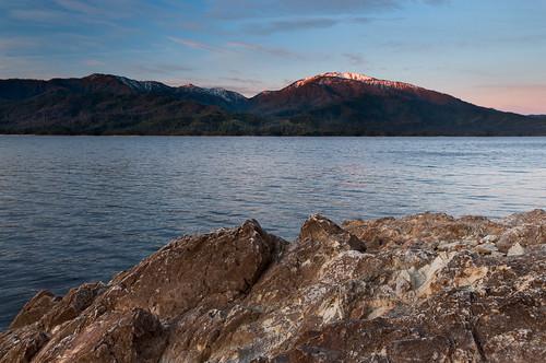 ca sunrise landscape us alpenglow redbluff bedrock shastacounty whiskeytownlake shastabally nohdr