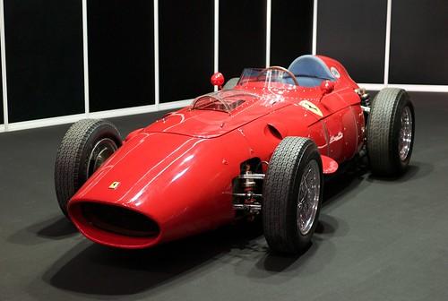 L9771104 -  Motor Show Festival 2011. Ferrari 256 F1 (1958) | by delfi_r