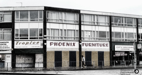46/365 Abandoned Portsmouth - Phoenix Furniture | by Hexagoneye Photography