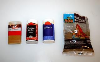 10 - Gewürze / spices | by JaBB