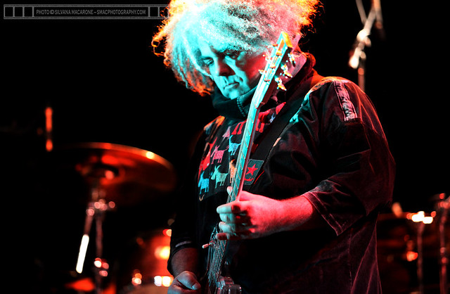 The Melvins - SOUNDWAVE - 26th February 2011-2