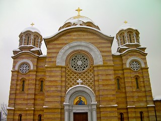 Banja Luka cathedral