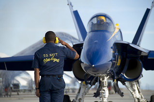 US Navy Blue Angels in El Centro [Image 2 of 3] | by DVIDSHUB