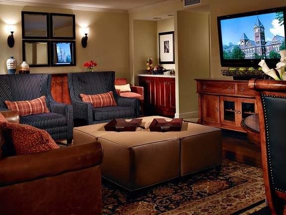 Presidential Suite Parlor - Hotel at Auburn, Auburn, Alaba