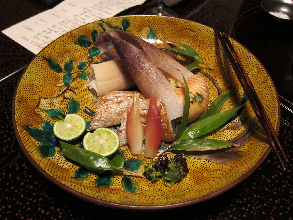 Japanese cuisine, Washoku: 和食