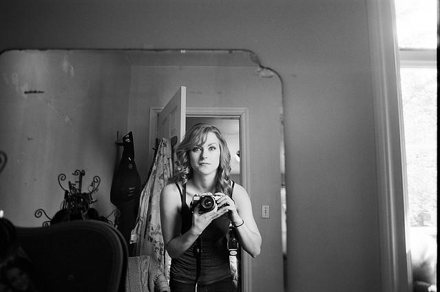 The Vintage Selfie