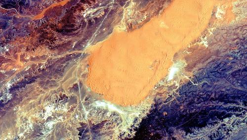 algeria saharadesert earthfromspace earthobservation sentinel2