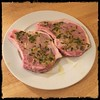 #pork #chops #rosemary #garlic #homemade #CucinaDelloZio - place on pork
