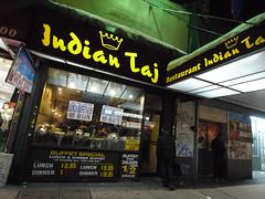 金, 2011-02-04 19:35 - Jackson Heights: Indian Taj