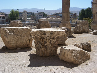The Propylaea at Baalbek (III)