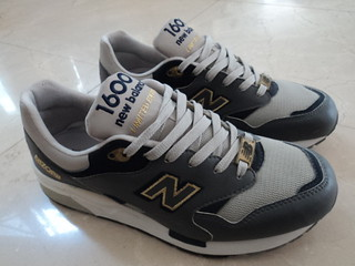 df7c8e85ec34 New Balance - 1600 Limited Gold Edition - SOLD