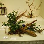 Ikebana Exhibition in Osaka
