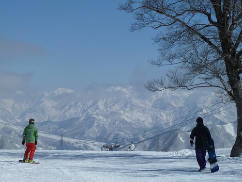 trip snow ski japan snowboarding niigata kagura