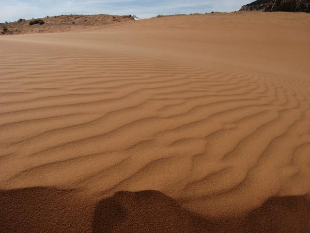 Coral Pink Sand Dunes, Kane County, Utah