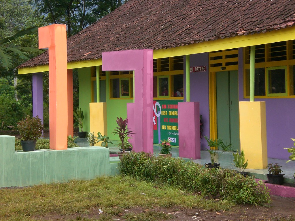Renovasi Sekolah Dasar Gayuh Budi Utomo Arsitek Flickr