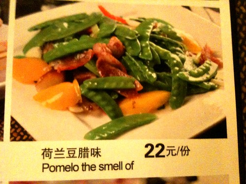 Pomelo the smell of | by sinosplice