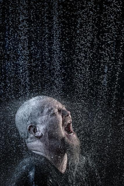 Scream in the Rain