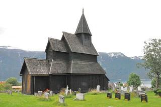 UNESCO Stave Church, Ørnes, Norway