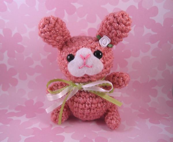 Amigurumi Spring Bunny in Dress Free Pattern – FREE AMİGURUMİ ... | 492x600