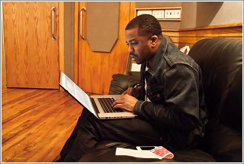 "Producer Justin ""Just Blaze"" Smith   by NewYorkBrass"