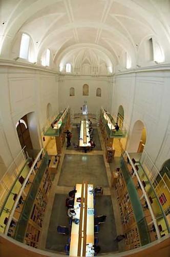 Biblioteca E. T. S. de Arquitectura y Geodesia