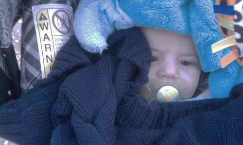 Cold baby