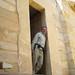 V areálu mastaby kněze Neferinpua v Abúsíru, foto: Luděk Wellner