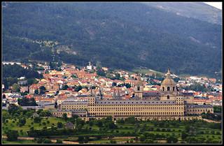 Monasterio San Lorenzo del Escorial (fachada sur). Madrid | by emeritense