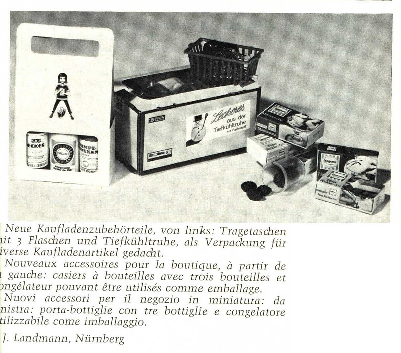 1969 Landmann Tiefkühltruhe