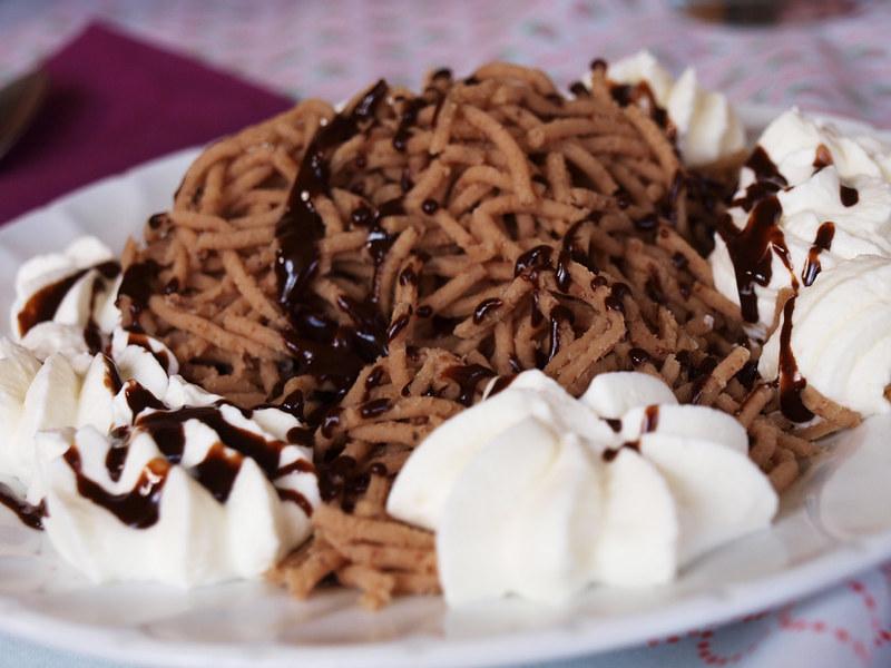 Chestnut Puree Dessert Simple But Mmhhhhh Frozen Campari Flickr,Weber Spirit Sp 310 Grill Parts
